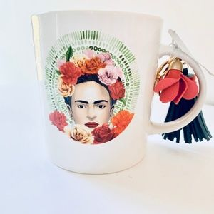 NEW Frida Kahlo Quote Mug 20 oz